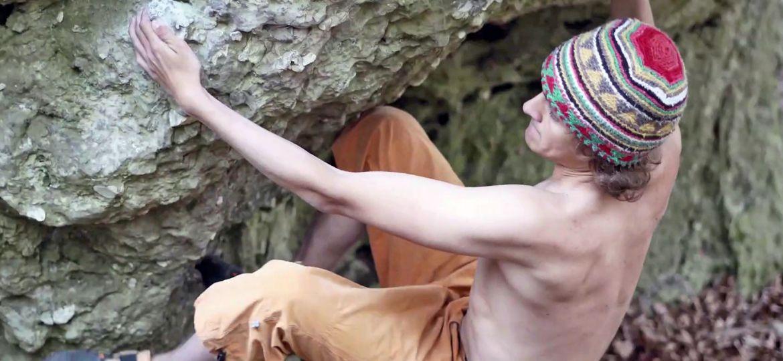 Filmbild Boulderrausch