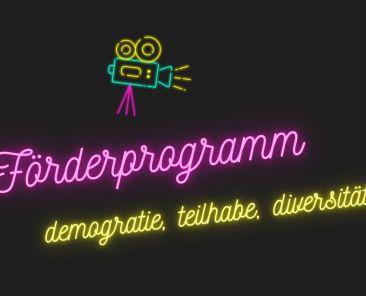 Förderprogramm_demogratie, teilhabe, diversität,
